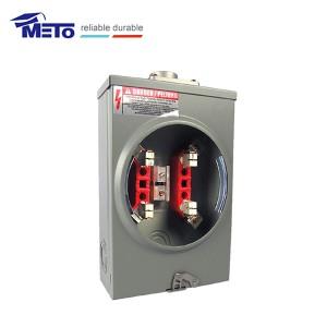 MT-125A-4J-RL Meter Socket