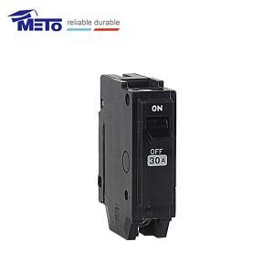 MQC1 ANSI standard single phase main 30 amp power circuit breaker ratings manufacturers