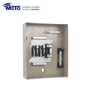 MTCH-08125-S Top sell 8 way single phase wall mounted mcb distribution box enclosure