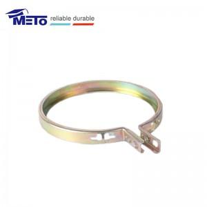 steel screw type ring for meter socket