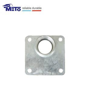 aluminum painted Meter Socket Hub 1″