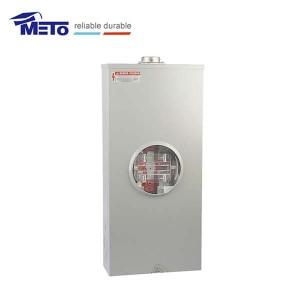 MT-320-4J-RL-BY 320 amp outdoor ringless residential electric meter socket meter basemeter box