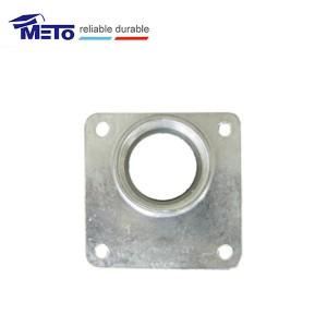 meto aluminum painted 1-1/4″ hub for RL opening meter socket