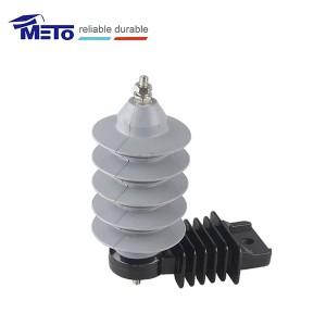 metal oxide lightning surge arrester 12kv