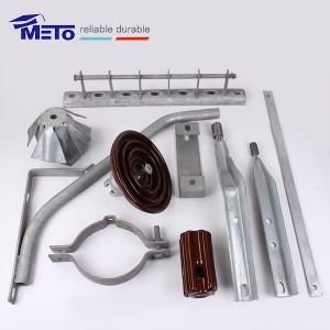 METO Poleline hardware