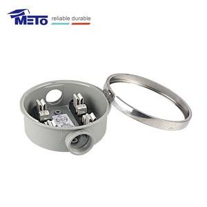 metal metere material meter socket base