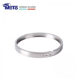 stainless steel belt type meter base ring