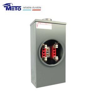 MT-200A-4J-R Meter Socket