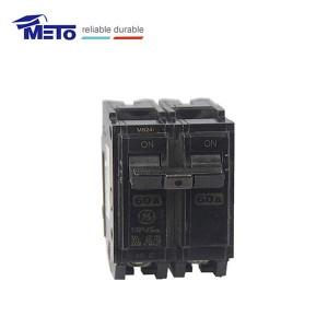 MQC2 Wholesale 120/240 volt mini circuit breaker panel 16amp 2p