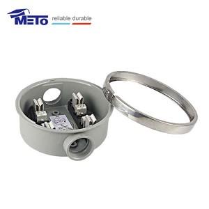 100 AMP meto meter base round